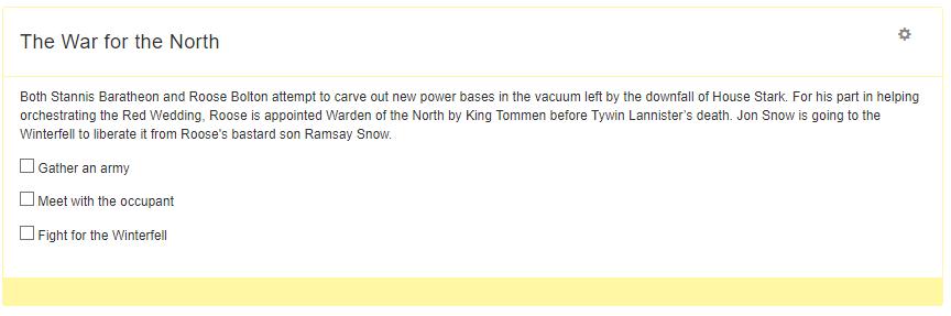 Story description