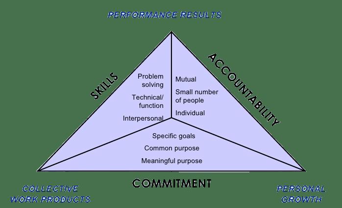 The Katzenbach and Smith Model