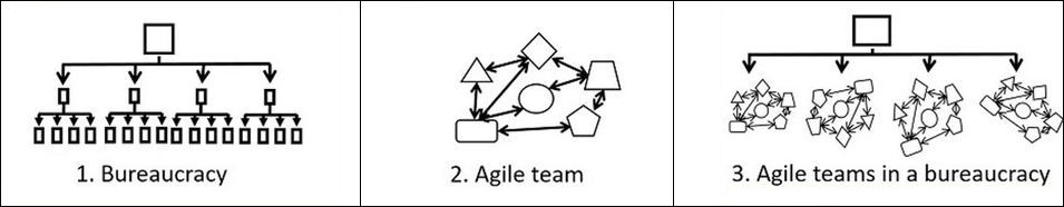 Agile bureaucracy